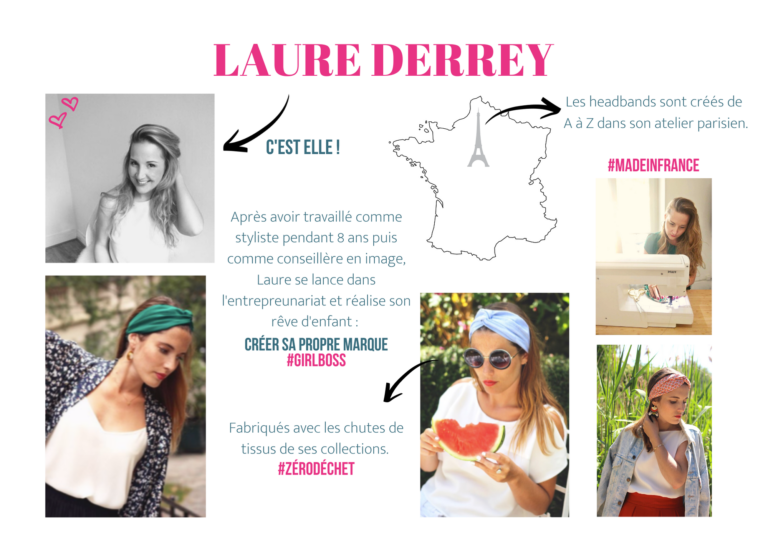 Laure Derrey - Headbands