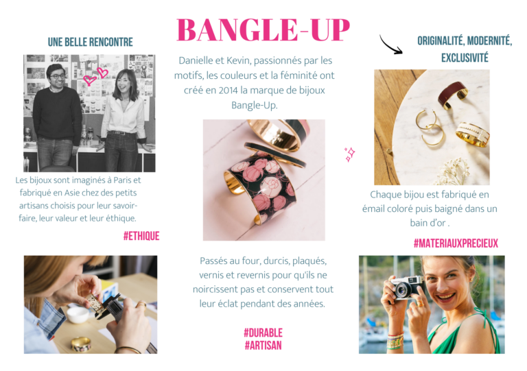 Bangle up - Bijoux